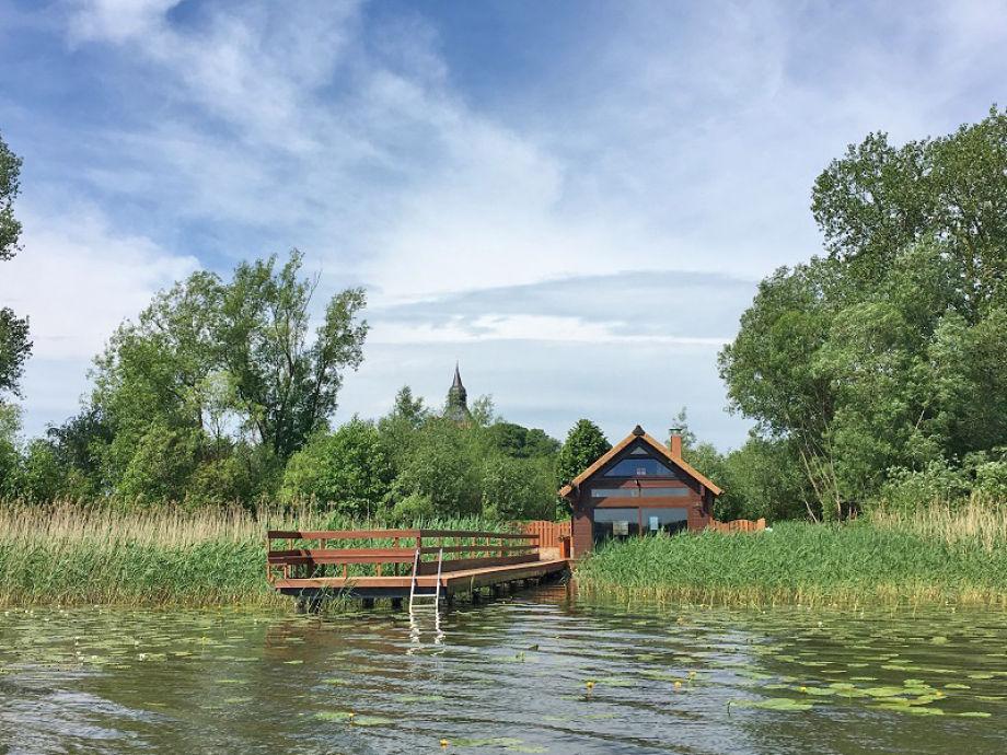 Ferienhaus Haus Am See Mecklenburgische Seenplatte