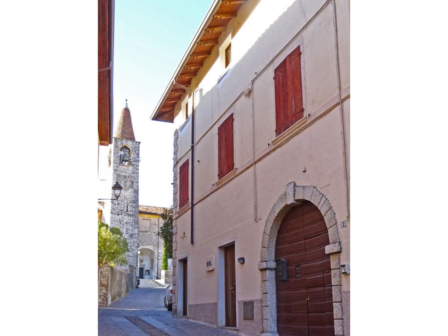 Außenaufnahme Casa del Borgo Olga