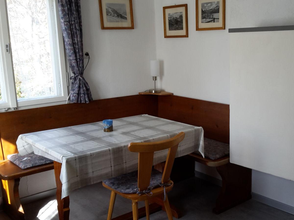 Ferienhaus deist vorarlberg dornbirn frau tanja dudda for Wohn und esszimmer