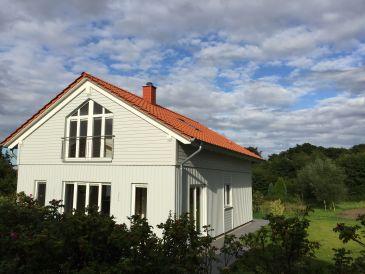 Ferienhaus Marina Hülsen - Das Rapsblütenhaus