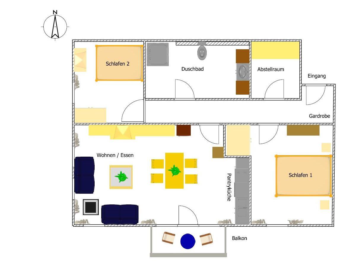 hubsche einkaufsmeile in kuhlungsborn ferienwohnung kuhlungsborn west grundriss 19