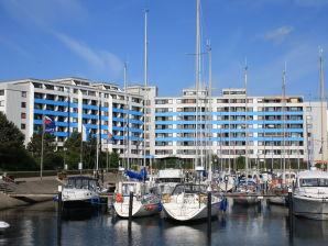 Ferienwohnung Penthouse mit Blick auf die Eckernförder Bucht