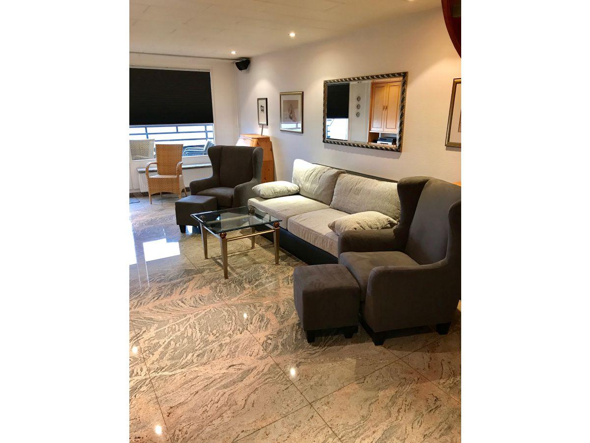 ferienwohnung penthouse mit blick auf die eckernf rder bucht damp firma wagner immobilien. Black Bedroom Furniture Sets. Home Design Ideas