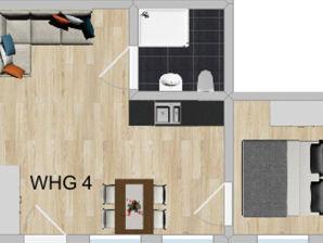 Ferienwohnung Hafenlofts Wohnung 4