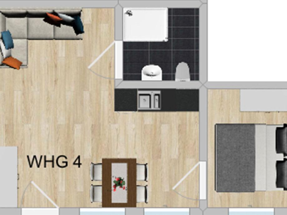 ferienwohnung hafenlofts wohnung 4 norderney firma jagardis gmbh herr arno schleuter. Black Bedroom Furniture Sets. Home Design Ideas