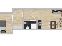 Ferienwohnung Hafenlofts Wohnung 5