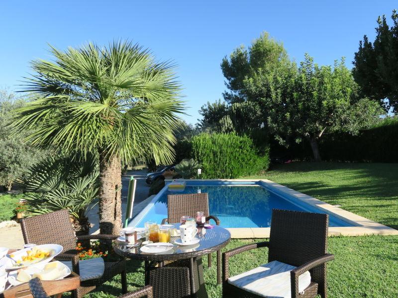 Villa Reynes mit Pool in Pollensa am Golfplatz