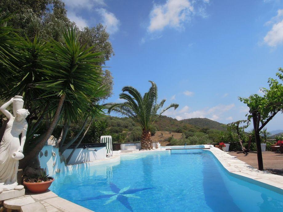 Pool16x5x2m solarbeheitzt