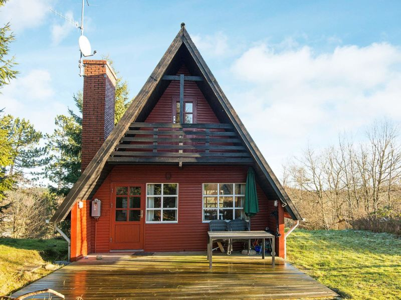 Ferienhaus Ebeltoft, Haus-Nr: 55245