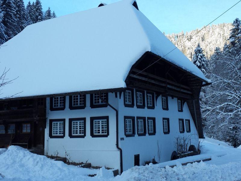 Ferienhaus Das Wälderhaus
