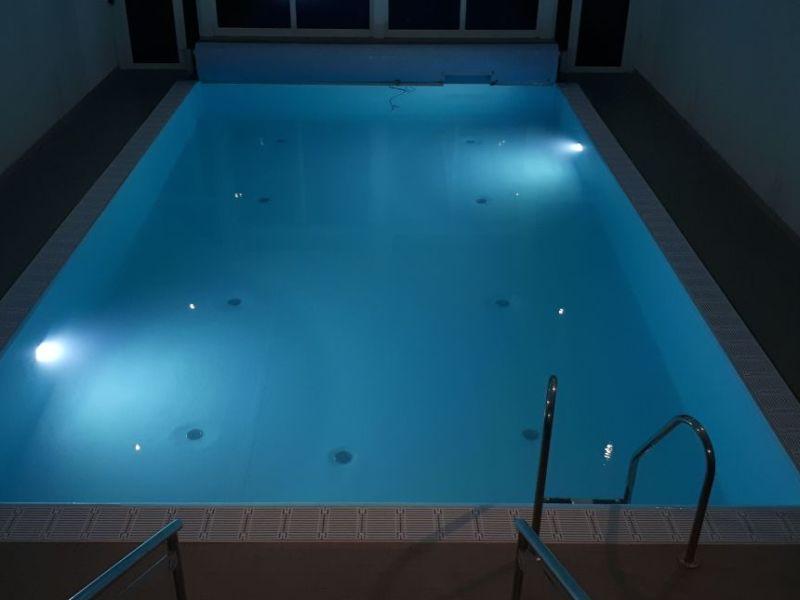 Ferienwohnung Ostseebrise mit Pool