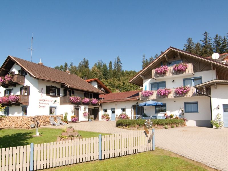 Holiday apartment Hochzell in holiday home Bergwald