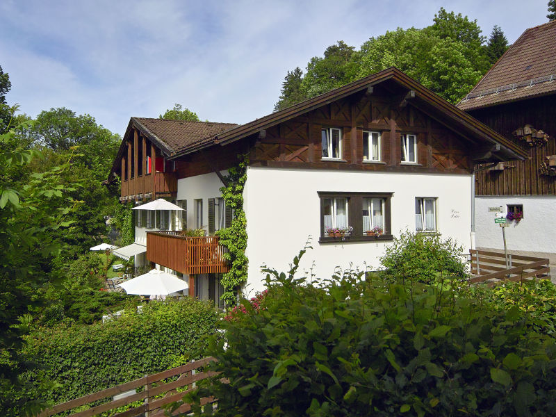 Holiday apartment Steinrose in Haus Reiter