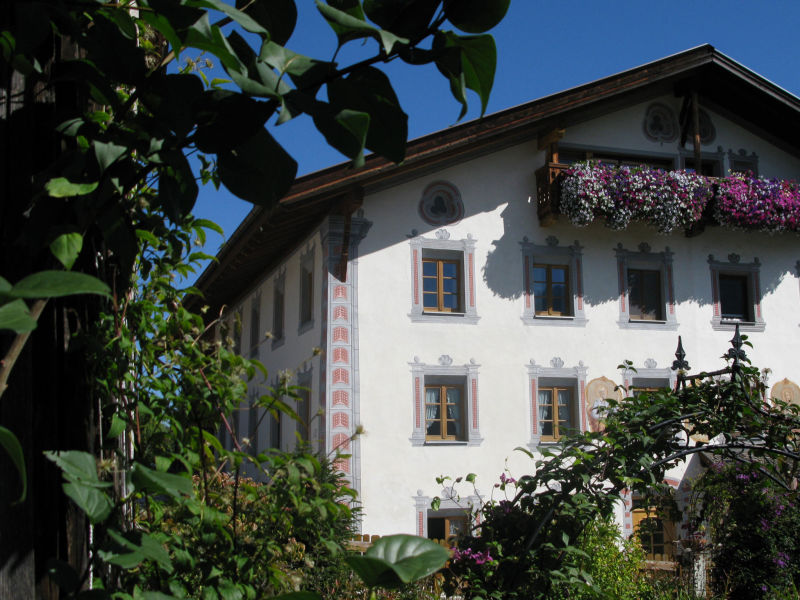 "Holiday apartment ""Bergblick"" bei Pircher-Maes"