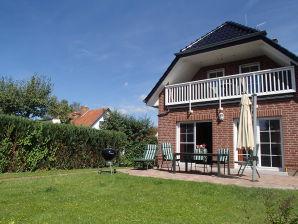Ferienhaus Möwengarten am Haff