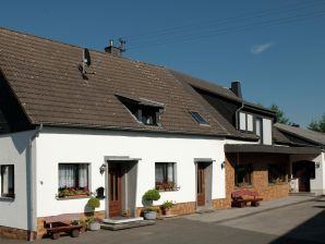 Ferienhaus Morgenwald Luxus