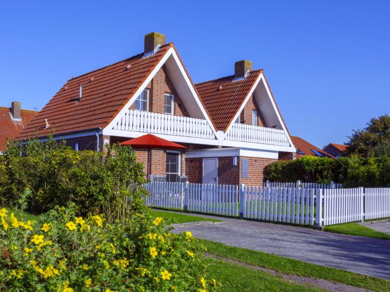Ferienhaus Häuschen am Deich