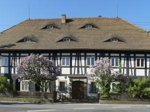 Ferienwohnung Goldberghaus1