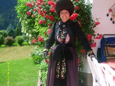 Ihr Gastgeber Gertrud Flatz