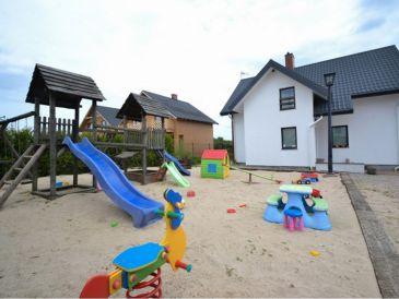 Ferienwohnung Wolnostojący dom nad Morzem Bałtyckim