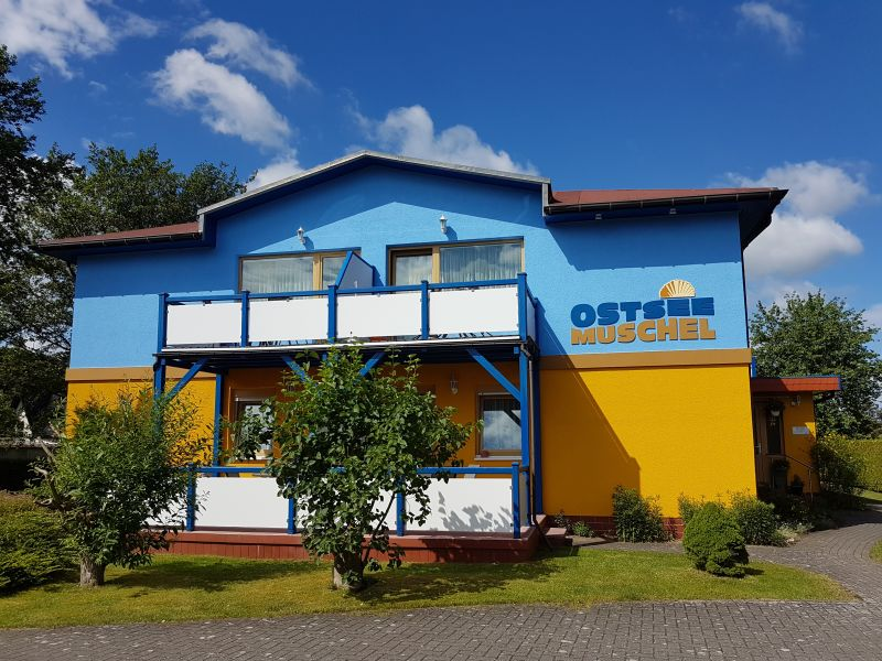 Ferienwohnung Ostsee-Muschel