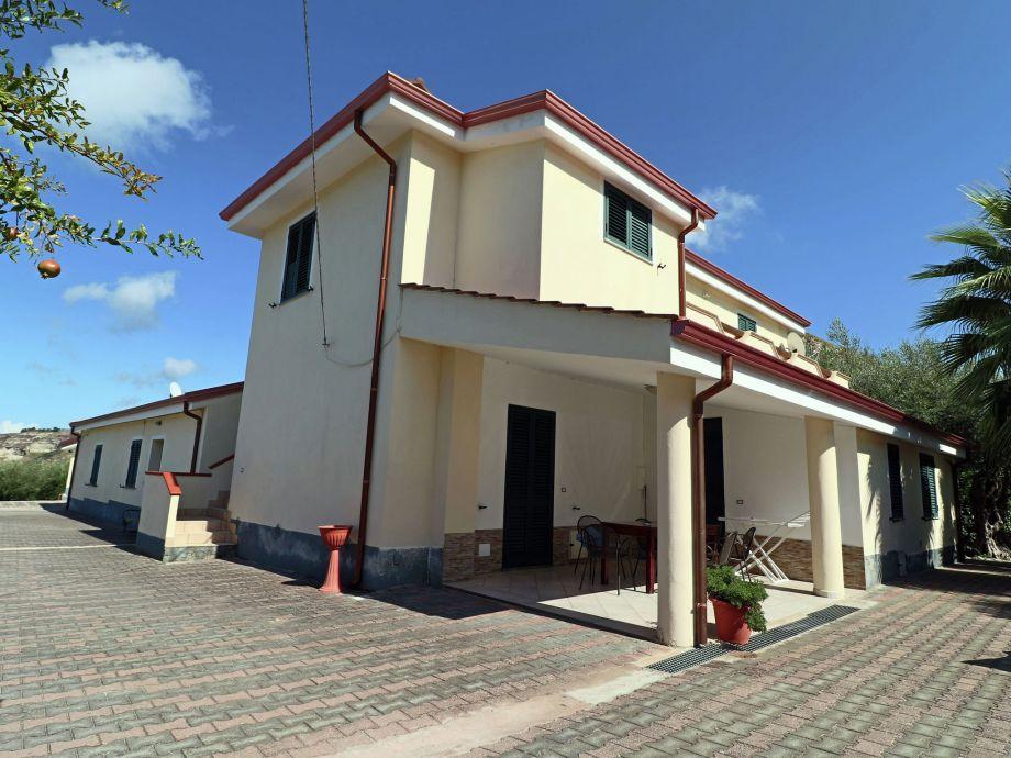 Außenaufnahme Casa Vacanza Villa Garden Bilo