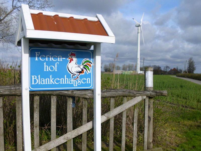 Ferienwohnung Blankenhausen