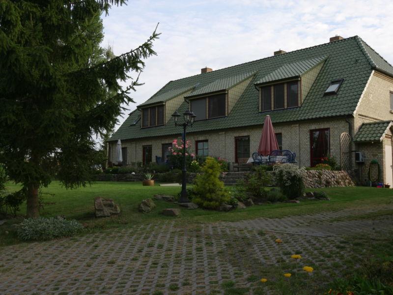 Ferienhaus Fischerhaus am Malkwitzer See