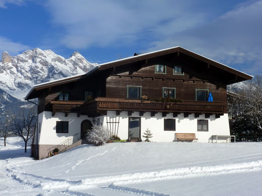 Appartement Herzogbauer Winter