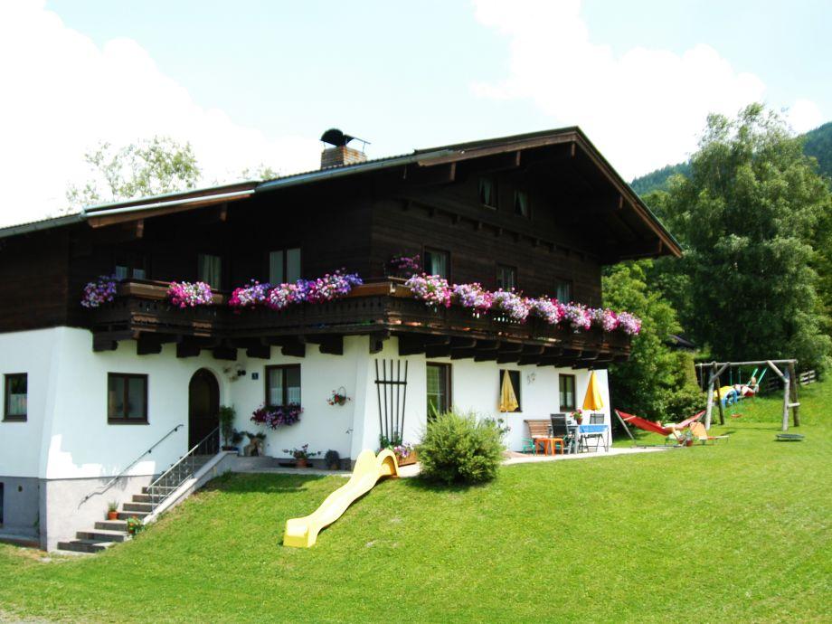 Appartement Herzogbauer Sommer