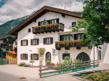 im Gästehaus Riesch |große Ferienwohnung