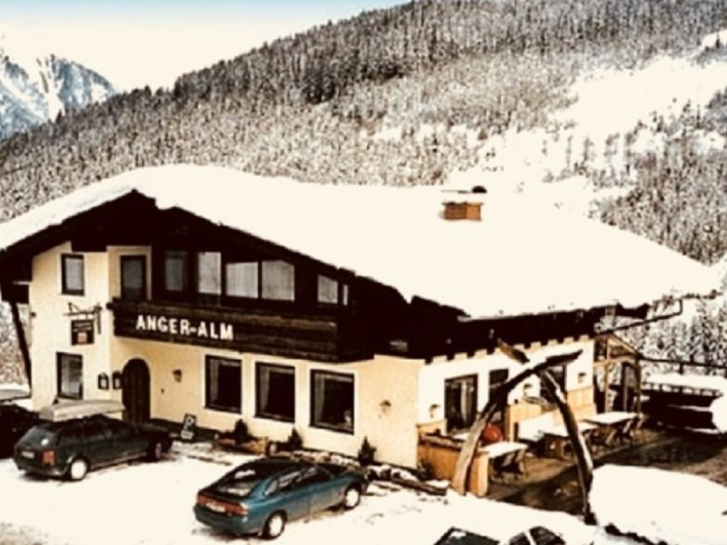 Berghütte Angeralm