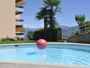 Ferienwohnung Lago Maggiore Blick