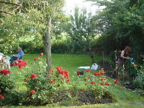 Ferienwohnung Moorhof auf Pellworm