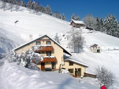 Panoramablick - Haus Dobel