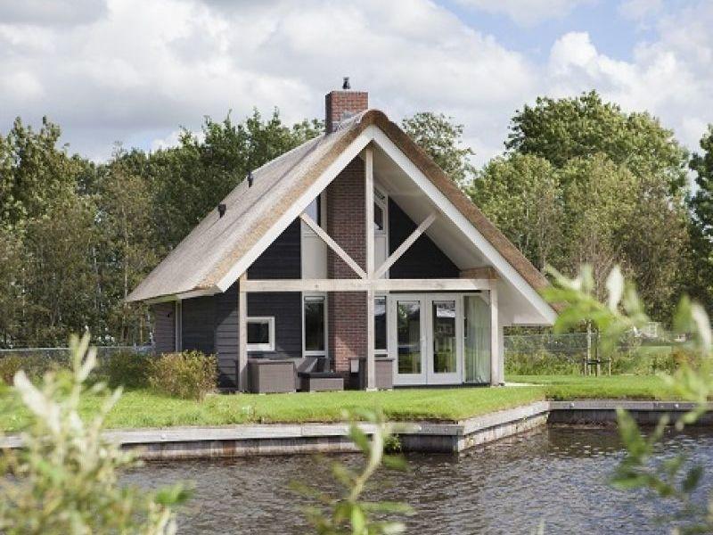 Ferienhaus Wasservilla Terkaple