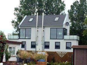 Ferienhaus Fehmarnsund mit Ostseeblick