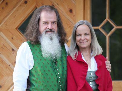 Ihr Gastgeber Marlena und Volker Paul Weindel