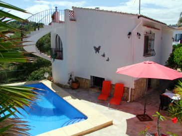 Holiday house Casa Mariposa