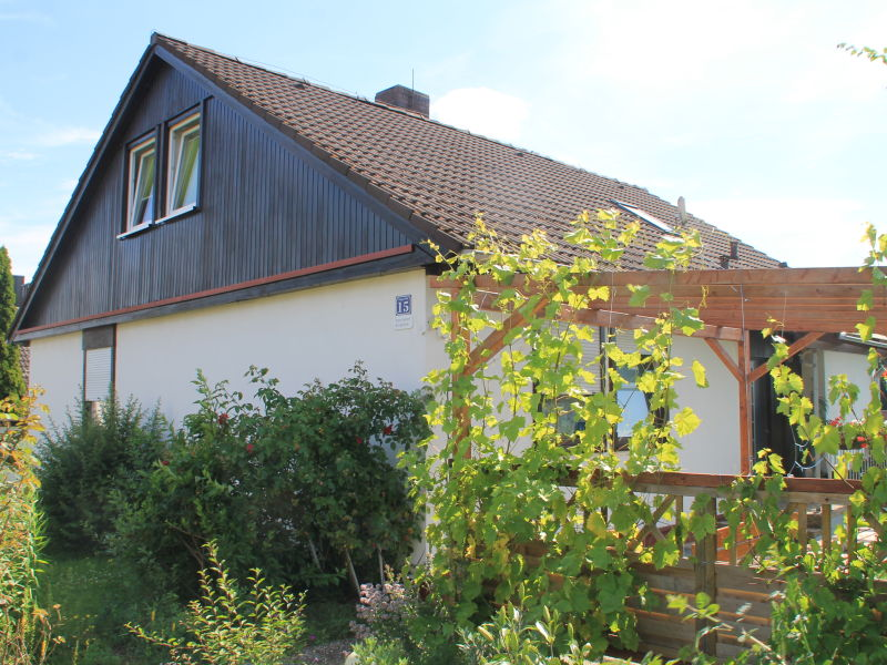 Holiday house Bischberg mountain view