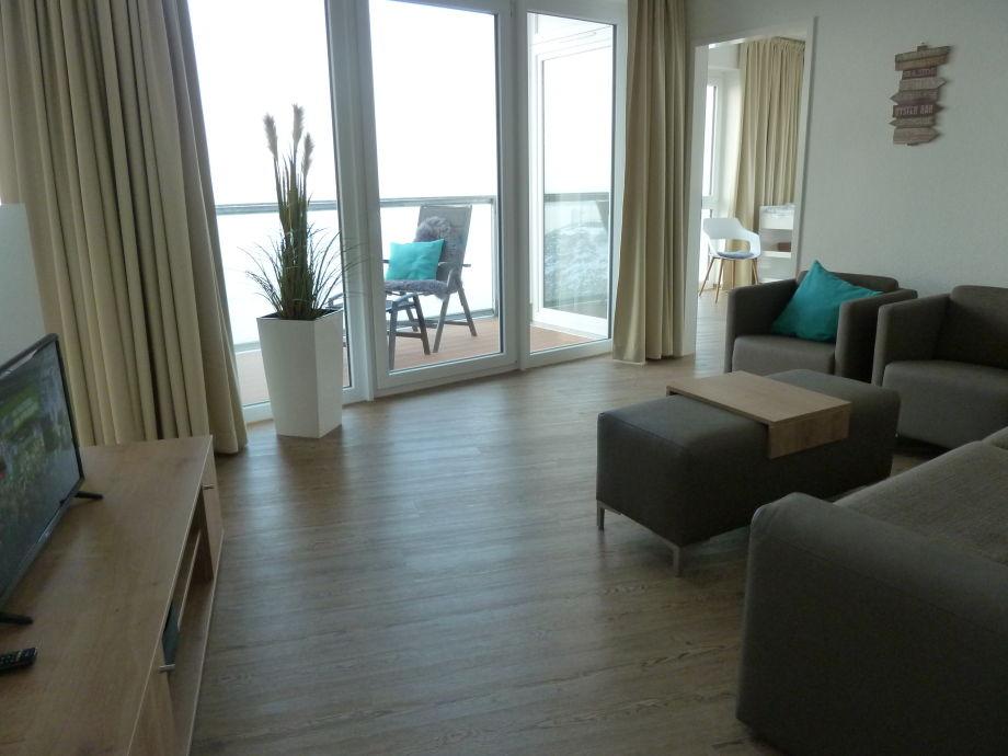 Ferienwohnung 11 residenz bollwark ostsee schlei familie alexandra michael reinbach - Fernseher wohnzimmer ...