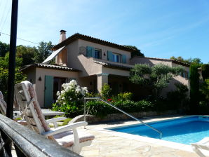 Ferienhaus Suzanne Privatpool Cogolin St Tropez