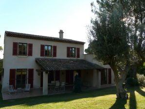 Ferienhaus Laurine mit Privatpool Saint Tropez Gassin