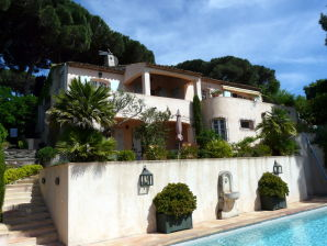 Ferienhaus mit Privatpool in Saint Tropez