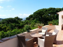 Ferienhaus Ferienhaus mit Privatpool in Saint Tropez