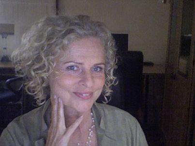 Your host Bettina Röhrig