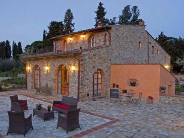 Ferienwohnung Borgo in Rosa