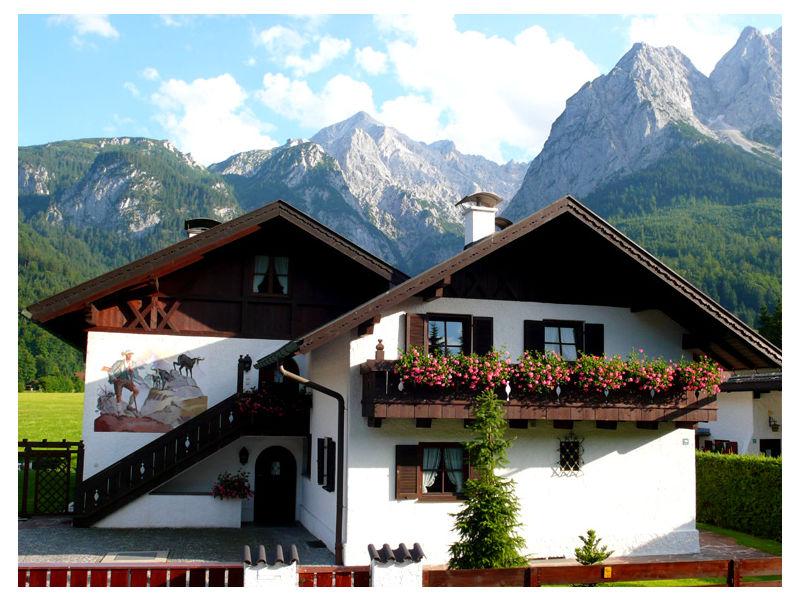 Ferienwohnung Alpspitz