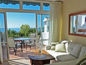 Holiday apartment La Perla - South facing, Sun morning to evening