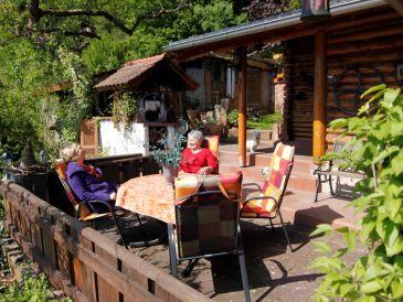 Ferienwohnung Haus am Kirchberg im Vita Garden